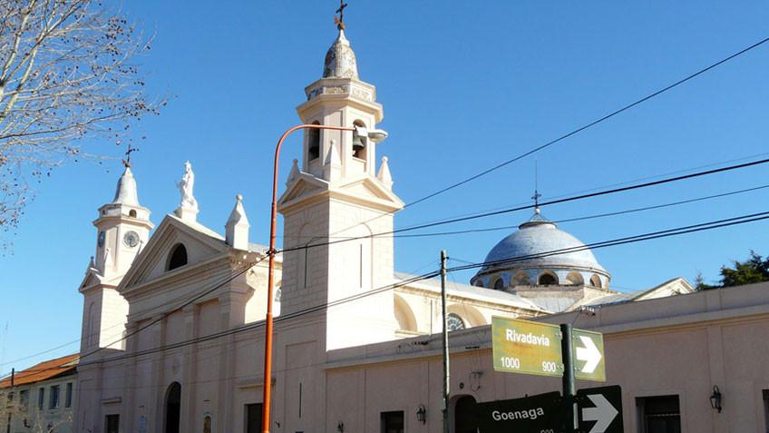 Iglesia de Magdalena